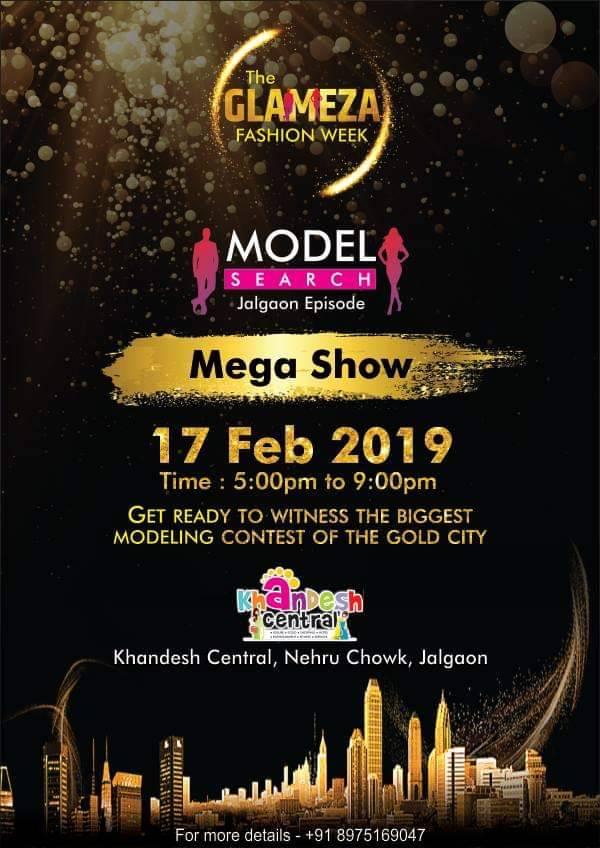 Glameza Fashion Week – Mega Show